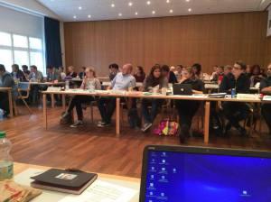Außerordentliche Landeskonferenz der Jusos, 2014